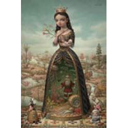 Mark Ryden Holiday Cards- Creatrix
