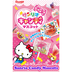 Re-Ment Sanrio Candy Mascots - Individual Box