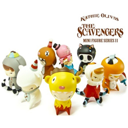 Scavengers series 2 case