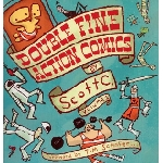 Double Fine Action Comics (Vol. 1)