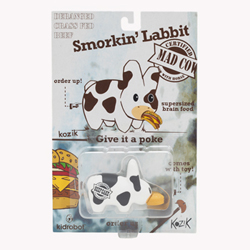 Smorkin Labbit - Mad Cow
