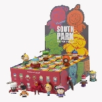 South Park Zipper Pull Series - Individual Box