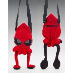 Squib Purse - Red