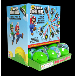 Mario DS Pen and Screen Cleaner - individual capsule