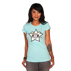 Tokidoki Women's Carina Star T-shirt Medium