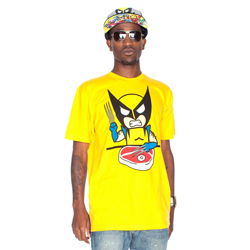 Tokidoki Men's Marvel Wolverine T-shirt Medium