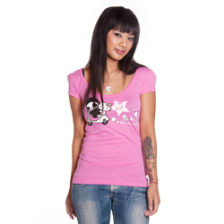 Tokidoki Women's Hello Kitty Scooter Ride T-shirt Small