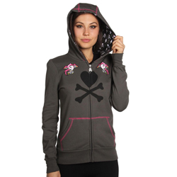 Tokidoki Double Rock Hoodie - Women's Small