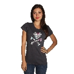 Tokidoki Leopard Logo T-Shirt - Women's Medium