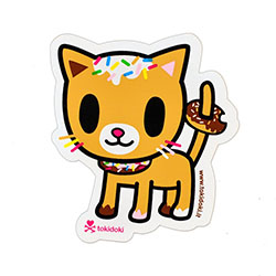 Tokidoki Sticker - Biscottino