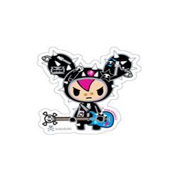 Tokidoki Sticker - Cactus Rocker
