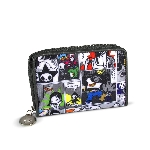Tokidoki Continental Small Flap Wallet