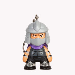 TMNT Teenage Mutant Ninja Turtle keychain - Shredder