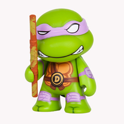 TMNT Ooze Action Glow In The Dark Donatello