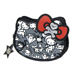 Tokidoki x Hello Kitty Die-Cut Coin Purse