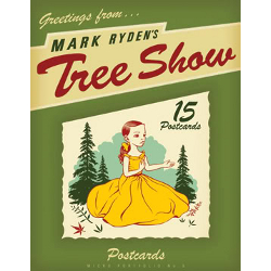 Ryden Tree Show Postcards
