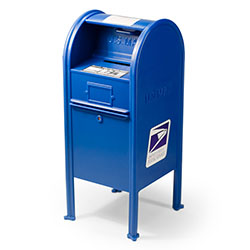 USPS Drop Box Mini Mailbox