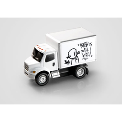 TYO x RWK Box Truck Mini
