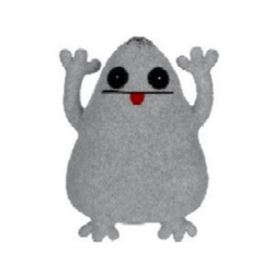 Uglydolls Little Uglys - Ugly Ghost