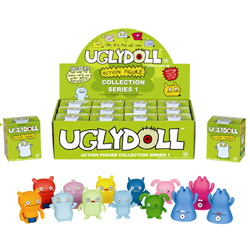 Uglydoll Action Figure-Case of 12