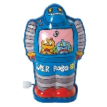 Uglydoll Wind-Up Tin Robot Wage