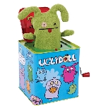 Uglydoll Ox Jack in the Box