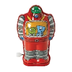 Uglydoll Wind-Up Tin Robot OX