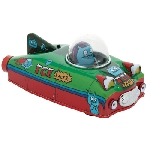 Uglydoll Tin Car - Ice Racer