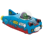 Uglydoll Tin Car - Ox Racer