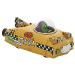 Uglydoll Tin Car - Taxi