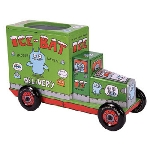 Uglydoll Tin Truck - Green Pencil Holder