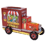 Uglydoll Tin Truck - Red Pencil Holder