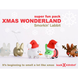 Xmas Wonderland Labbit 5-pack