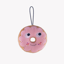 Yummy World Pink Donut Small Plush