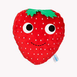 Yummy Strawberry Plush