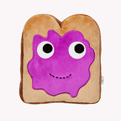 Yummy Toast Plush