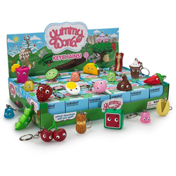 Yummy World Keychain - Individual Box